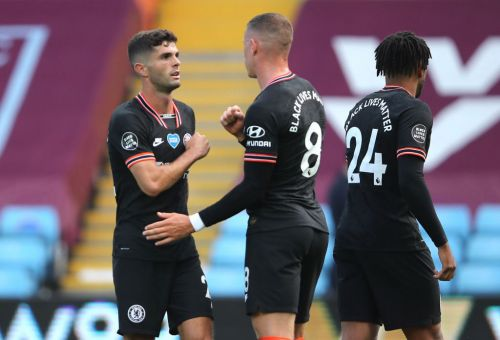 'He's a real problem' - Ross Barkley raves about Chelsea team-mate Christian Pulisic ahead of Crystal Palace clash