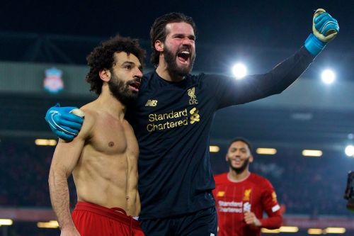 Salah makes his mark as Anfield roars - 5 talking points from Liverpool 2-0 Man United