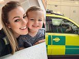 We are NOT okay': Exhausted NHS paramedic begs the public to 'stay at home'