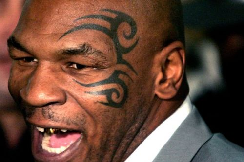 Mike Tyson had his face tattooed 'in bid to avoid fighting' at end of his career