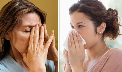 Immunity warning: The 'worst cold ever' causes 'jelly' legs and 'sponge' head - symptoms