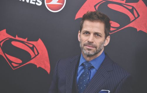 Zack Snyder shares another snippet of work on his 'Justice League' cut