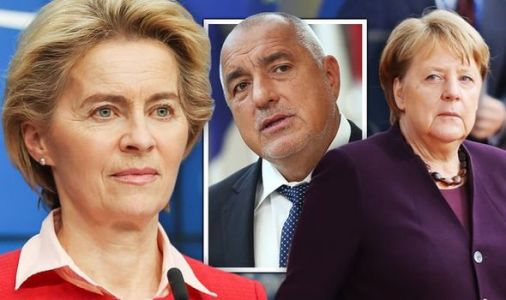 EU shame: Brussels and Berlin accused of SELLING OUT as row over corruption erupts