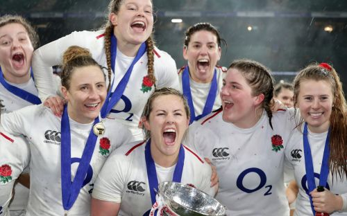Women's Rugby World Cup to be renamed in 'ultimate statement of equality'