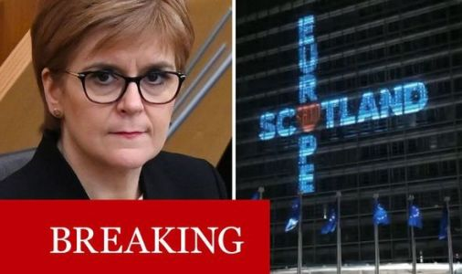 Sturgeon shamed: EU stunt reported to Brussels police - humiliation after Remain plot