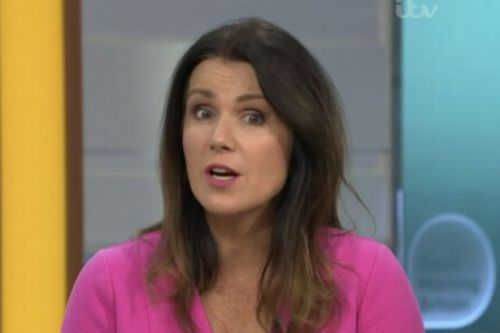 Susanna Reid's unexpected excuse for missing her spot on Good Morning Britain