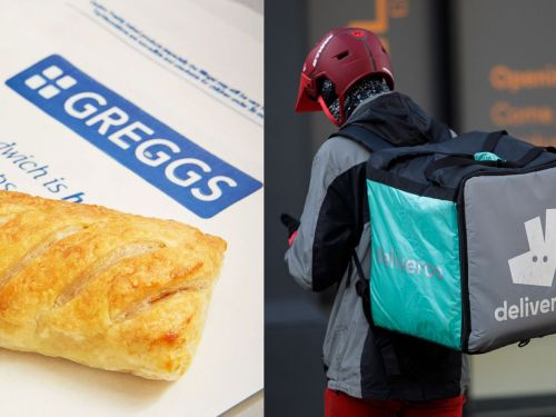 Yes, Greggs Steak Bakes Are Now Available Via Deliveroo