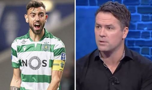 Michael Owen explains why Bruno Fernandes would be a waste of money for Man Utd