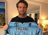 Jos Buttler's World Cup final shirt sells for £65,100 as England hero raises thousands for charity