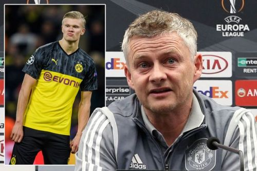 Ole Gunnar Solskjaer makes Erling Haaland admission after failed Man Utd transfer