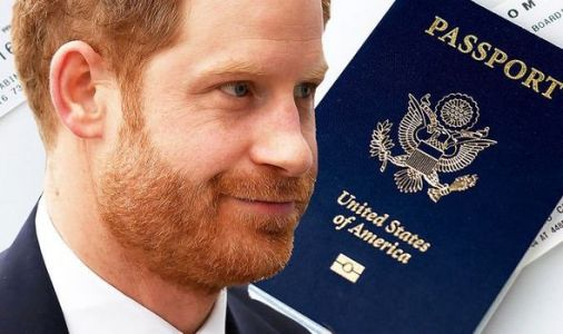 Prince Harry warning: Duke told he 'must renounce' royal title if US citizenship pursued