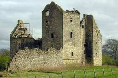Historic castle damaged and stones stolen as cops probe incident