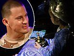 Channing Tatum shares snap of daughter Everly 'sleeping sitting up' after seeing Frozen musical