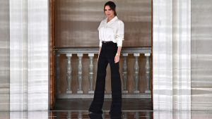 Victoria Beckham breaks the rules with her AW20 show