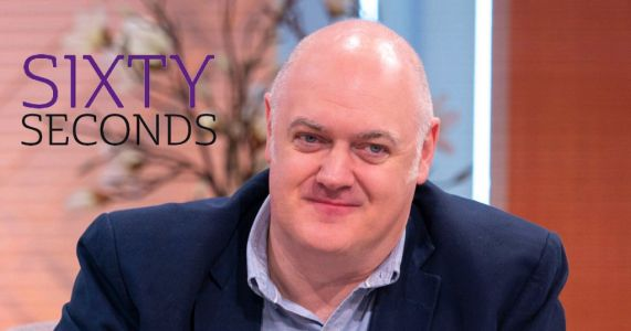 Sixty Seconds: Dara Ó Briain on the search for intelligent life-forms and the 'right-wing, left-wing comedy' debate