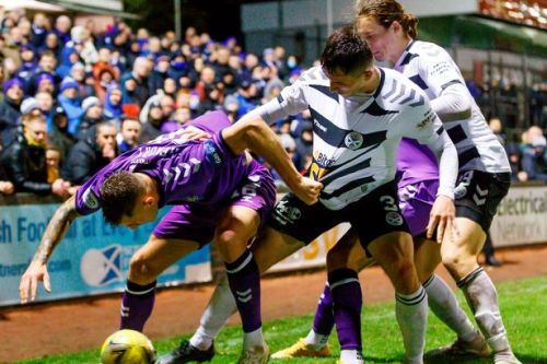 Ayr United boss Jim Duffy admits last gasp penalty defeat to Kilmarnock is 'painful' to take