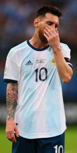 Lionel Messi is desperate to win Copa America with Argentina, even though he could win it next year in front of his own fans