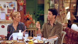 There's an official Friends cookbook coming this year and obviously we need it