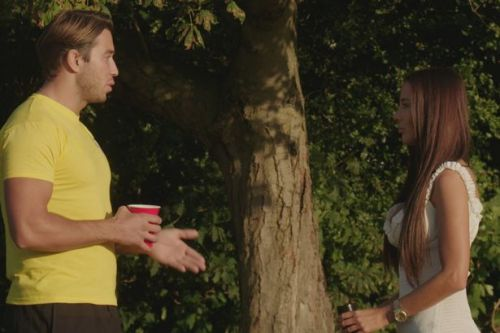 TOWIE fans praise Yazmin Oukhellou's empowered parting shot to ex James Lock