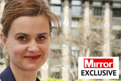 Jo Cox posted Father's Day gift just before death - it took dad 6 weeks to open