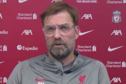 Liverpool boss Jurgen Klopp issues stern warning to England manager Southgate