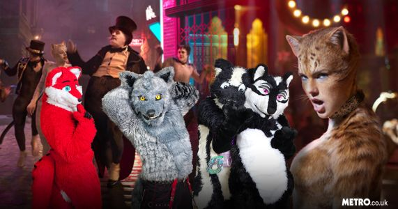 'Why didn't they mix animal and human anatomy?' What the Furries think about that Cats trailer
