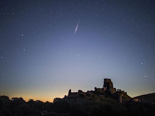 Orionid Meteor Shower 2019: How to see shooting stars from Scotland tonight
