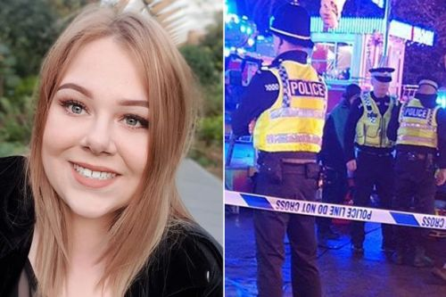 Woman, 21, flung from fair ride 'like a ragdoll' left with severe facial injuries