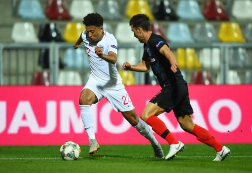 Dortmund now targeting English market after Jadon Sancho success