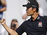 Kevin Na takes Colonial victory after hitting final round of 66 to defeat Tony Finau