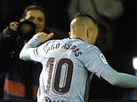 Celta Vigo 2-1 Sevilla: Substitute Pione Sisto scores late winner as Celta secure shock victory