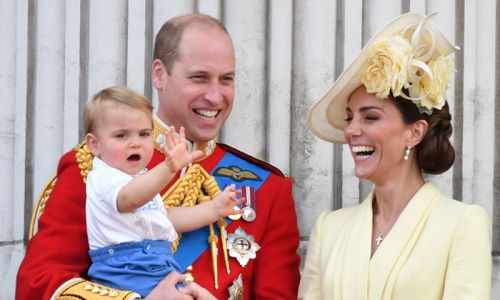 Duchess Kate admits Prince Louis has struggled with one important lockdown rule