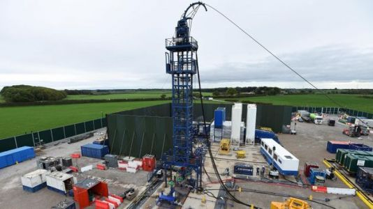 Second Tremor In Two Days At UK's Only Fracking Site