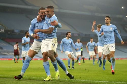 Man City prove they're a completely different beast with mauling of Wolves