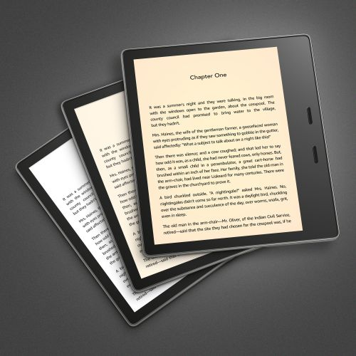 Amazon just launched a new Kindle so you'll never need a paperback again