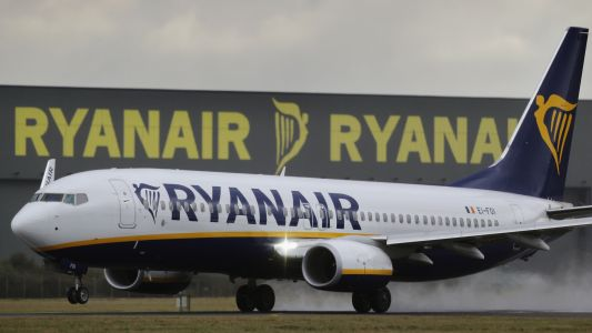 RAF jets aid Ryanair flight in emergency landing at Stansted amid bomb fears