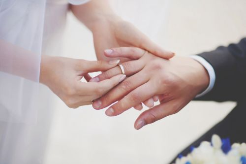Charity turns your old and broken jewellery into wedding rings for terminally ill brides and grooms