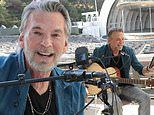 Kenny Loggins performs in front of EMPTY Hollywood Bowl in COVID-19 charity show