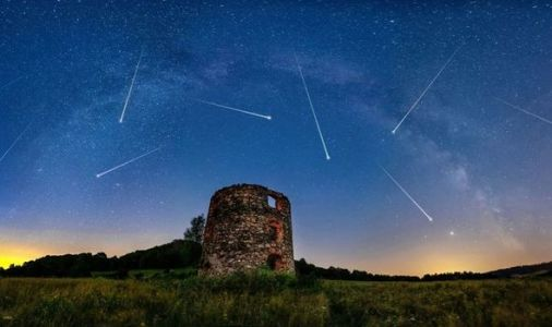 Lyrids meteor shower 2021: How to see the Lyrids tonight