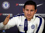 Frank Lampard wants footballers to follow England rugby stars in showing respect for referees