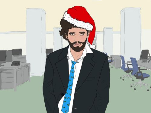 How to deal with a work Christmas party romantic rejection