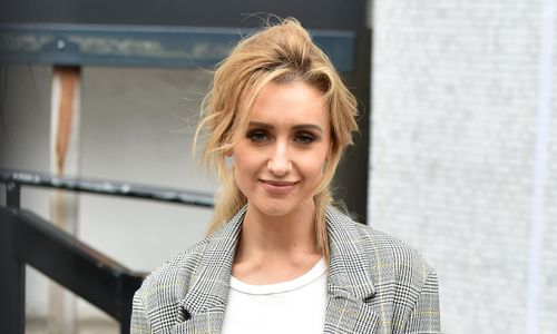 Strictly's Catherine Tyldesley tells fans about her VERY awkward Deep Heat accident