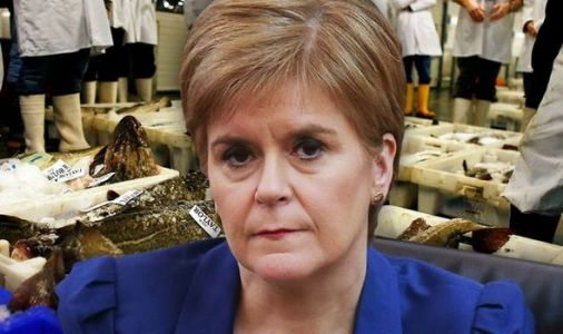 Sturgeon scolded by fishing chief for 'undermining' UK's position in Brexit trade talks