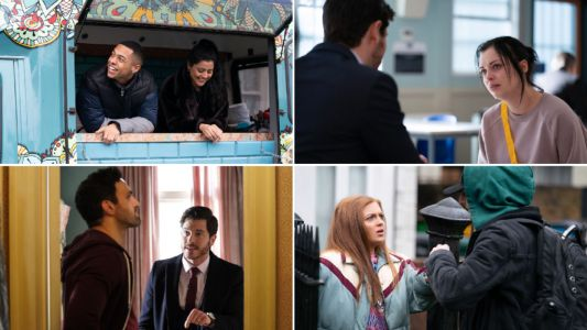 10 EastEnders spoilers: Cancer shocker, sad exit and prison trauma