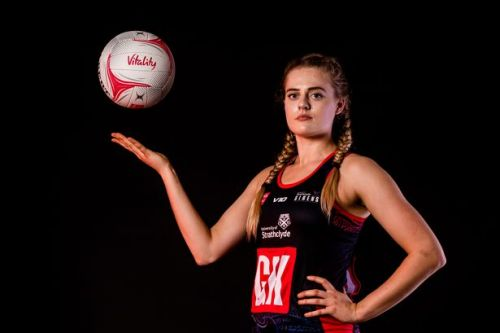 Scotland and Glasgow Sirens netball star picks up Newmains sports science job