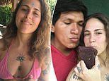 Naked yoga teacher, 33, reveals how she ditched Britain to live with her 19-year-old lover