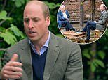 Prince William reveals he gets upset over politicians' failure to combat climate change