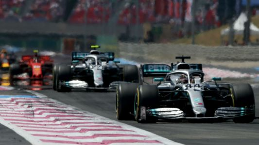 F1: Hamilton, Bottas and Mercedes 'not to blame' for lack of competition, says Brawn