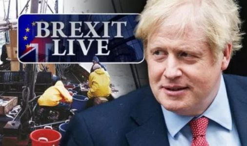 Brexit LIVE: Angry fishing chiefs write letter to Boris demanding action over Brexit deal