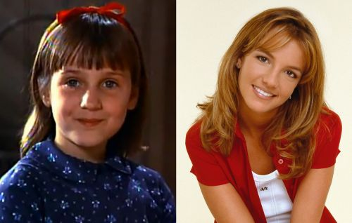 """'Matilda' actress shares support for Britney Spears being """"sexualised"""" as a child"""